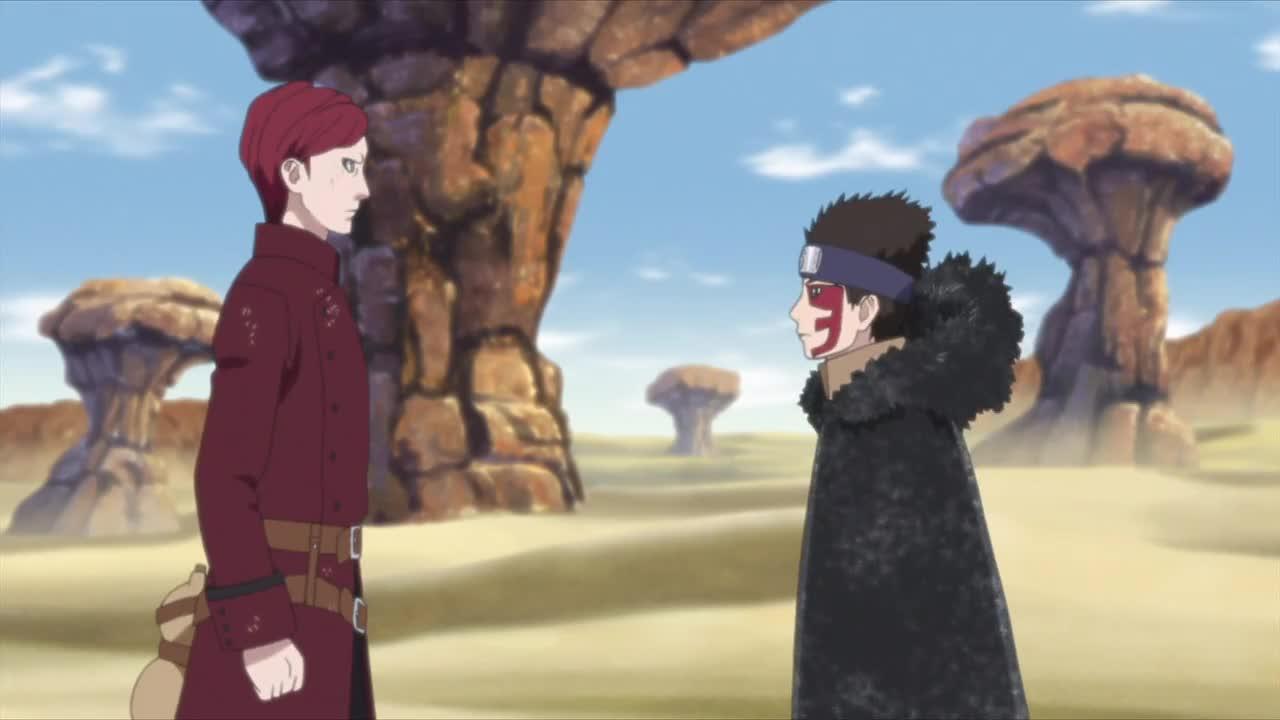 Boruto: Naruto Next Generations Episódio - 121Missão Importante! Proteger Shukaku!
