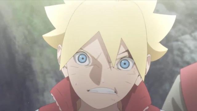 Boruto Naruto Next Generations Episódio - 137A aluna samurai transferida