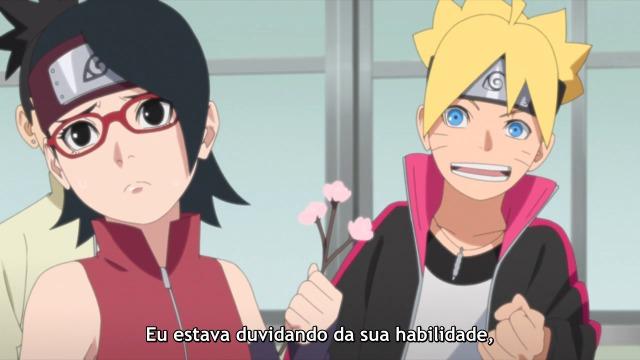Boruto Naruto Next Generations Episódio - 154Nenhum titulo oficial ainda.