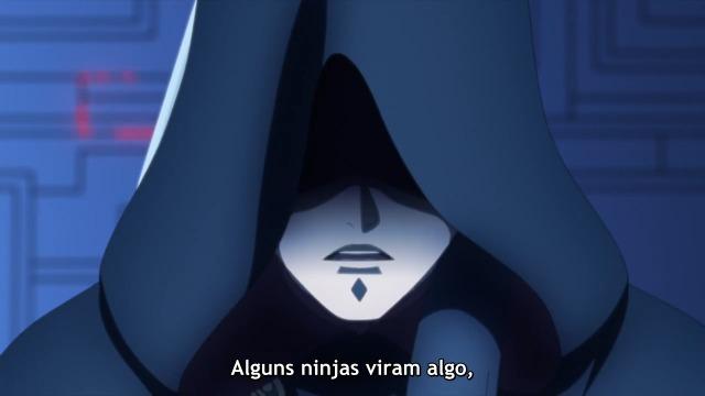Boruto Naruto Next Generations Episódio - 157Vestígios da Kara
