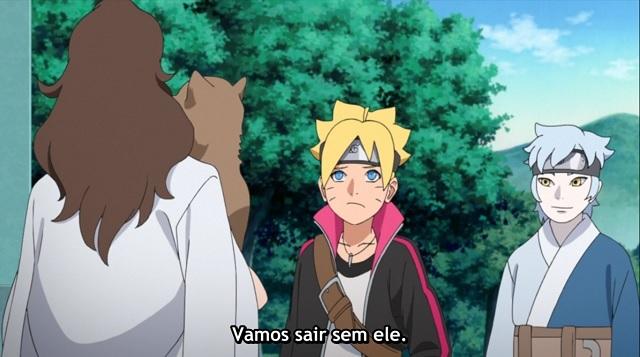 Boruto: Naruto Next Generations Episódio - 184Bonecos