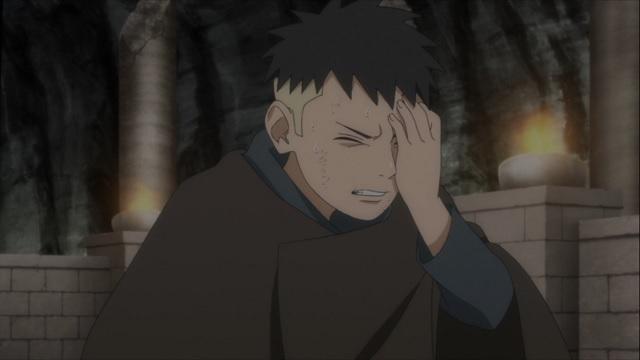 Boruto Naruto Next Generations Episódio - 188Despertar