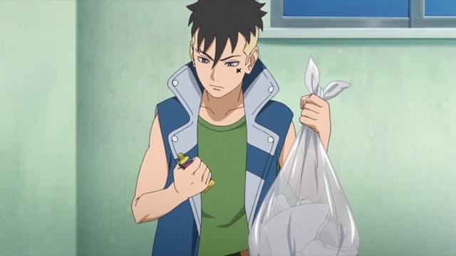 Boruto Naruto Next Generations Episódio - 197Delta