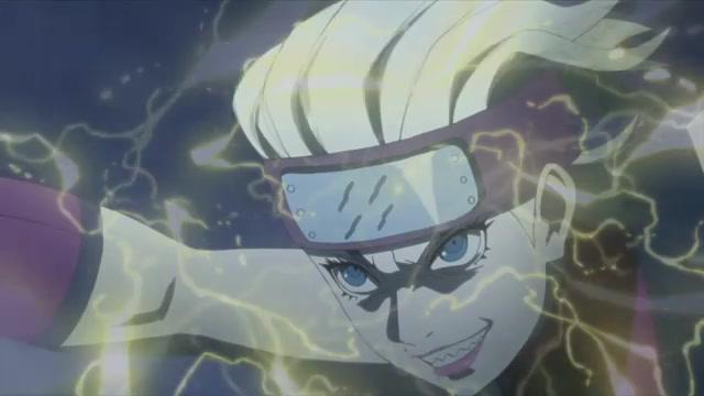 Boruto: Naruto Next Generations Episódio - 30Sharingan vs Kiba, a Espada do Trovão!!