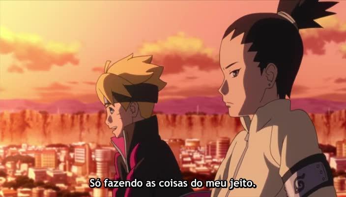 Boruto: Naruto Next Generations Episódio - 53O Aniversário de Himawari