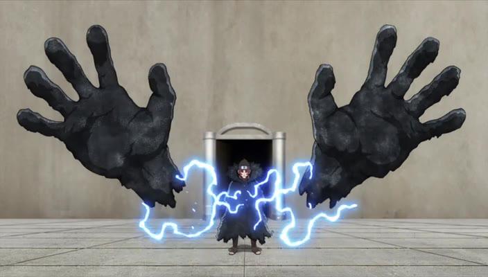 Boruto: Naruto Next Generations Episódio - 61O usuário da area de ferro, Shinki