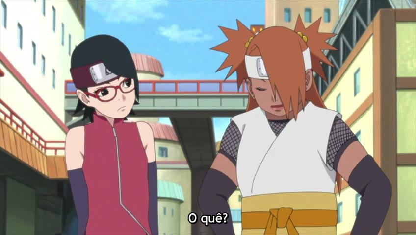 Boruto: Naruto Next Generations Episódio - 67Modo Super! Super Cho-Cho!