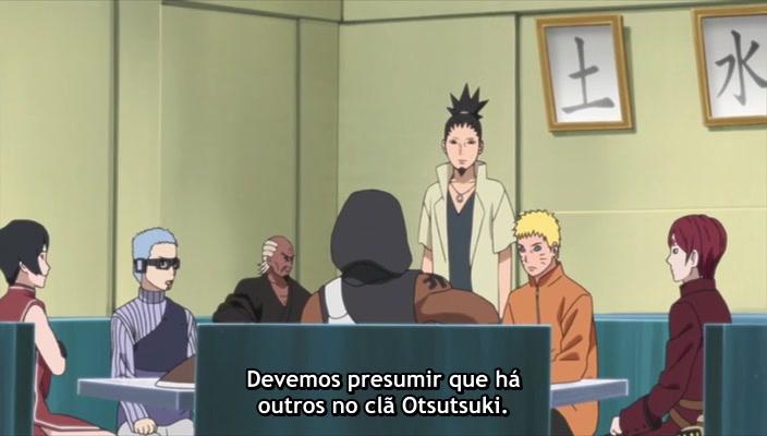 Boruto: Naruto Next Generations Episódio - 71A pedra mais dura do mundo