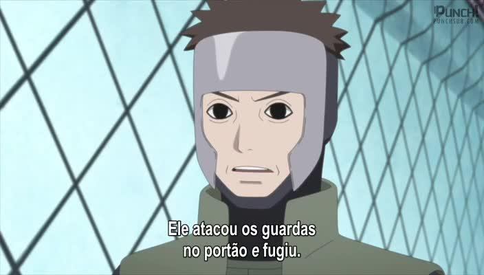 Boruto: Naruto Next Generations Episódio - 73O outro lado da lua