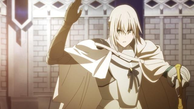 Fate/Grand Order: Shinsei Entaku Ryouiki Camelot 1 Wandering Agateram Filme - 1ep