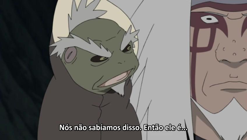 Naruto: Shippuuden Episódio - 131Ativa! Modo Sennin