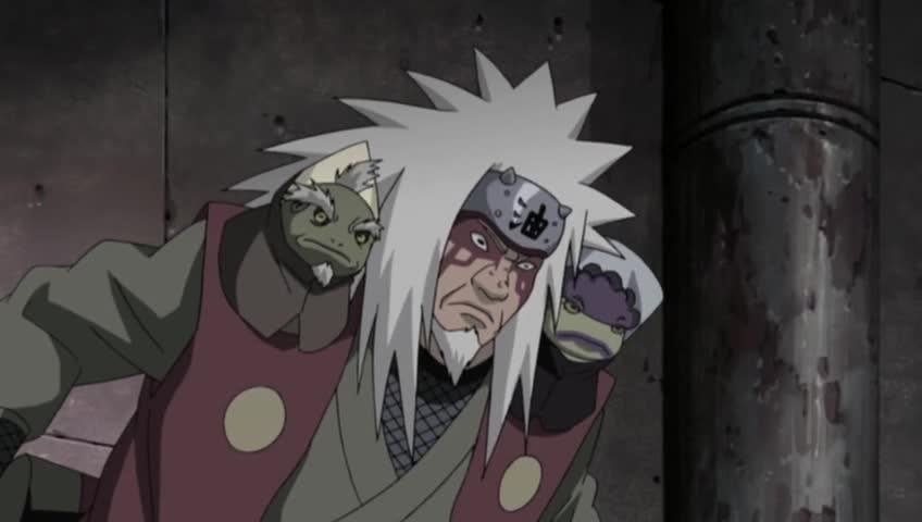 Naruto: Shippuuden Episódio - 132Apresentando, os Seis Caminhos de Pain