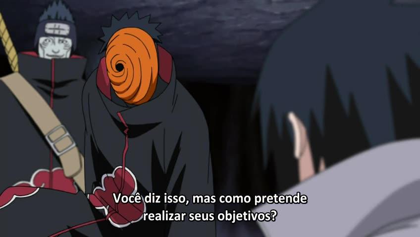 Naruto: Shippuuden Episódio - 142A Batalha no Vale da Nuvem