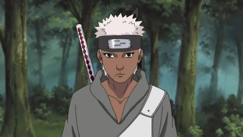 Naruto: Shippuuden Episódio - 176(Semi-Filler) Iruka, o Professor Iniciante