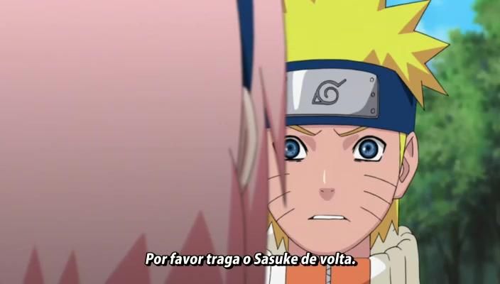Naruto: Shippuuden Episódio - 212A Decisão de Sakura