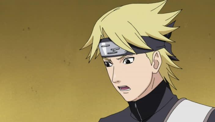 Naruto: Shippuuden Episódio - 222(Semi-Filler) A Decisão dos Cinco Kages