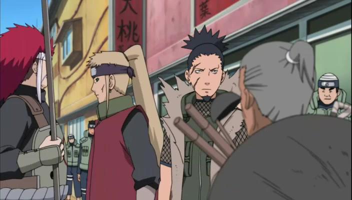 Naruto: Shippuuden Episódio - 240(Filler) A Determinação de Kiba