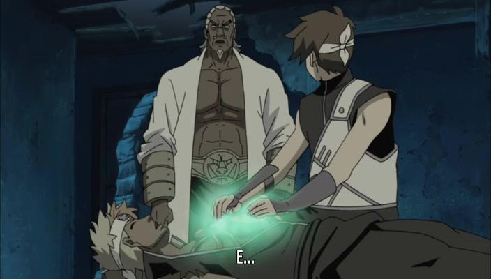 Naruto: Shippuuden Episódio - 286(Filler) Aquilo que Não se Pode Recuperar
