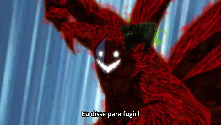 Naruto: Shippuuden Episódio - 318(Filler) O Buraco no Coração O Outro Jinchuuriki