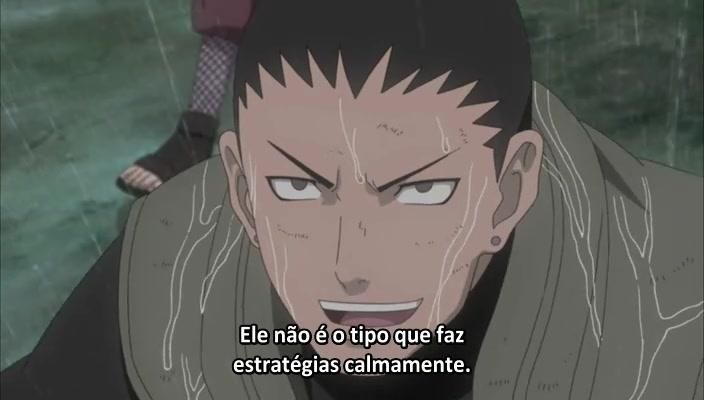 Naruto: Shippuuden Episódio - 330Promessa de Vitória