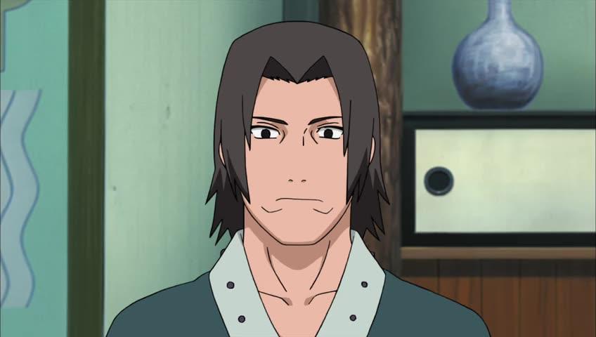 Naruto: Shippuuden Episódio - 357Um ANBU Uchiha