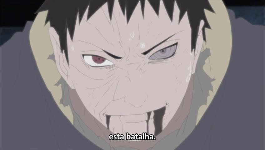 Naruto: Shippuuden Episódio - 375Kakashi vs Obito
