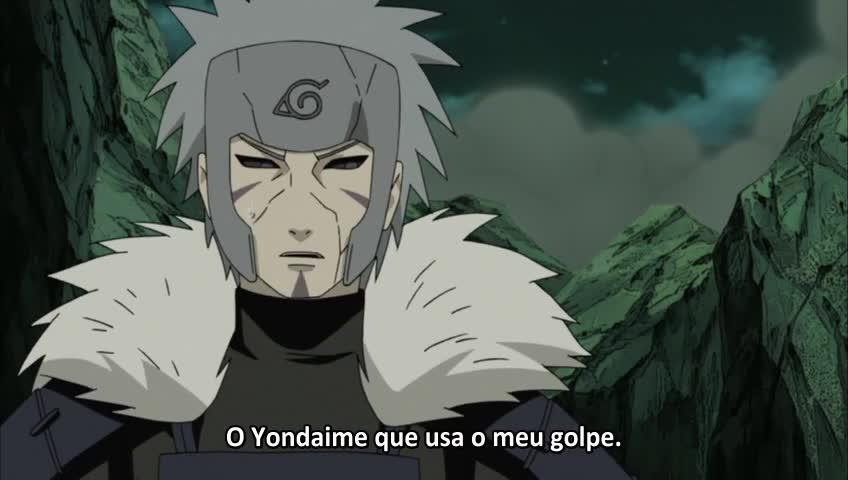 Naruto: Shippuuden Episódio - 379Uma Abertura