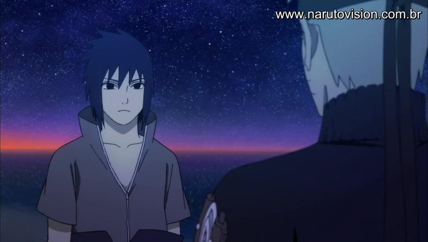 Naruto: Shippuuden Episódio - 382O Sonho de Um Ninja