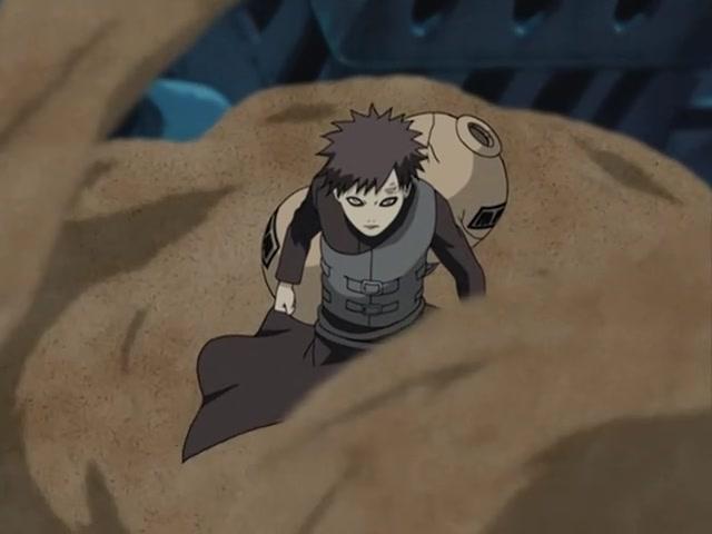 Naruto: Shippuuden Episódio - 4O Jinchuriki da Areia
