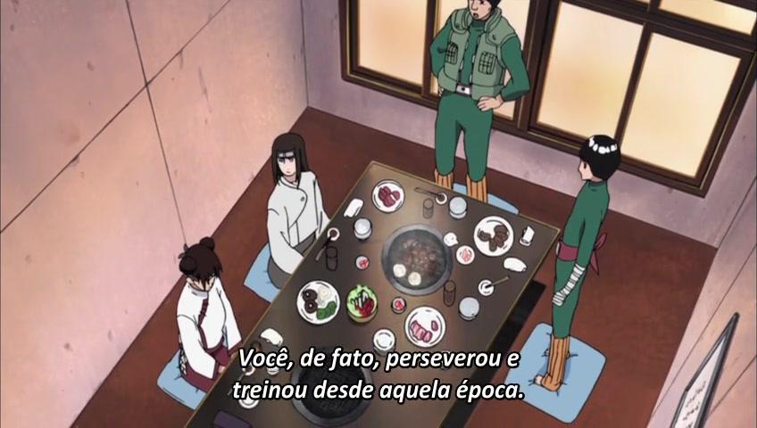 Naruto: Shippuuden Episódio - 405Duas Pessoas Presas