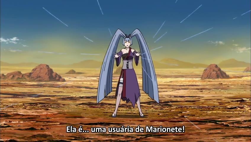 Naruto: Shippuuden Episódio - 408O Fantoche Amaldiçoado