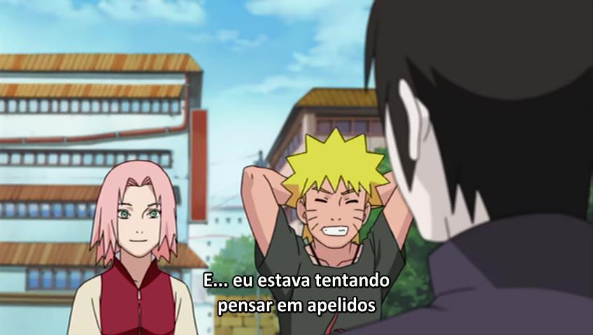 Naruto: Shippuuden Episódio - 52O Poder do Uchiha