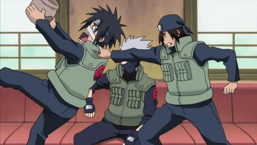 Naruto: Shippuuden Episódio - 81Tristes Notícias