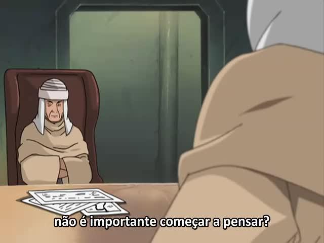Naruto: Shippuuden Episódio - 9As Lagrimas de Um Jinchuriki