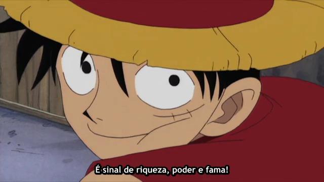 One Piece Episódio - 1Eu Sou Ruffy!