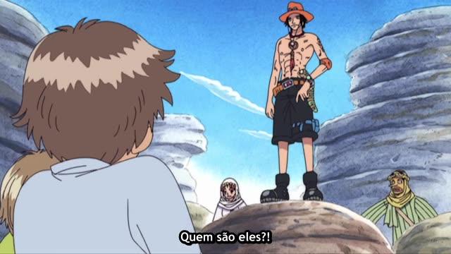 One Piece Episódio - 101A Batalha No Nevoeiro De Calor!