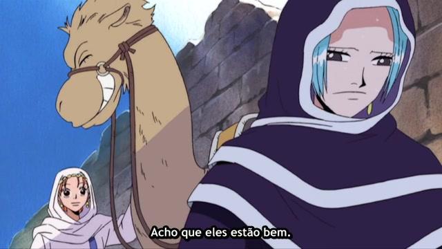 One Piece Episódio - 102As Ruínas Antigas E As Almas Perdidas!