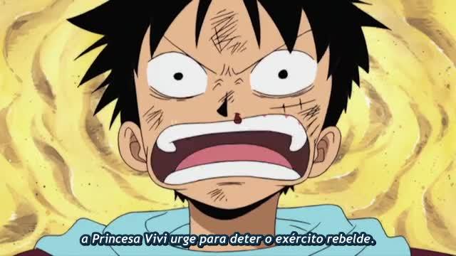 One Piece Episódio - 105Guerra Em Alabasta!