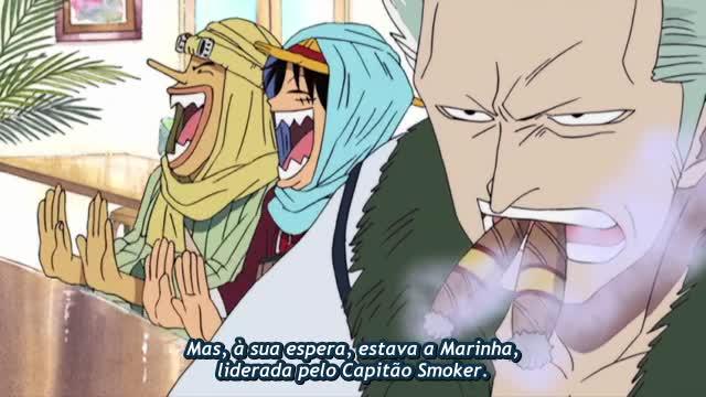 One Piece Episódio - 106A Absoluta Armadilha Final!