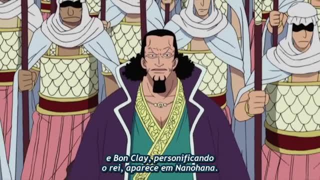 One Piece Episódio - 109A Chave Para Uma Reversão E Fuga!