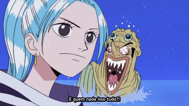 One Piece Episódio - 111Correr Para Um Milagre!