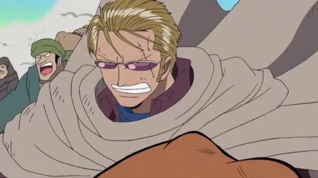 One Piece Episódio - 112Exército Rebelde Vs. Exército Real!