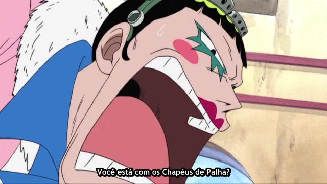One Piece Episódio - 113Alubarna Dos Sofrimentos!