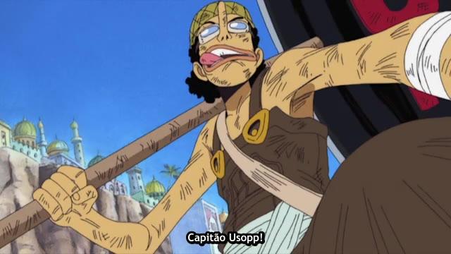 One Piece Episódio - 114Insulto Ao Sonho Dos Amigos!