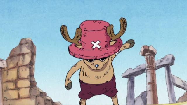 One Piece Episódio - 115A Grande Interpretação De Hoje!