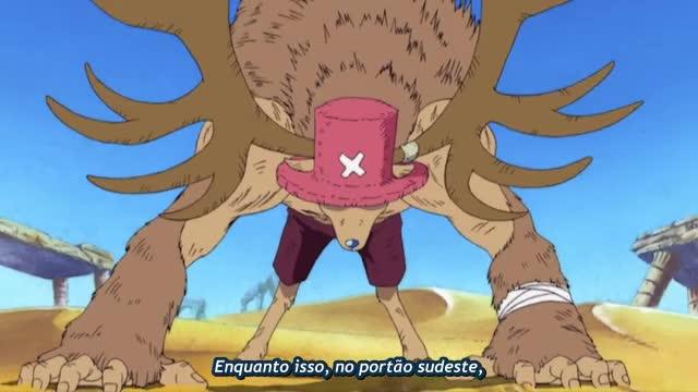 One Piece Episódio - 116Transformando-se Em Nami!