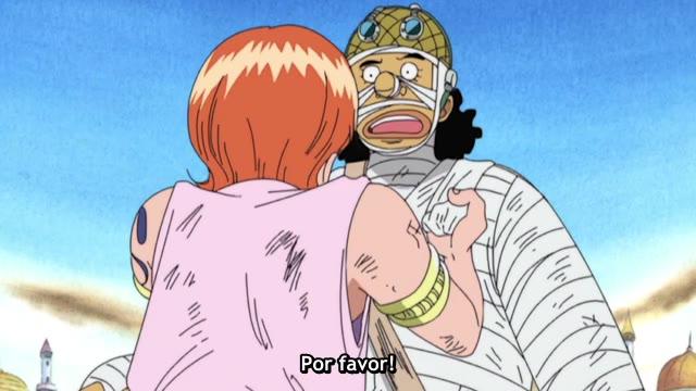 One Piece Episódio - 125Asas Magníficas!