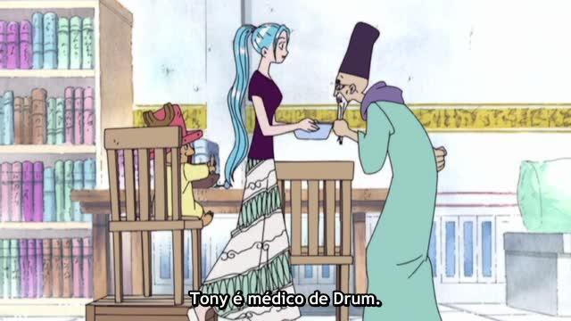 One Piece Episódio - 128O Banquete Dos Piratas!