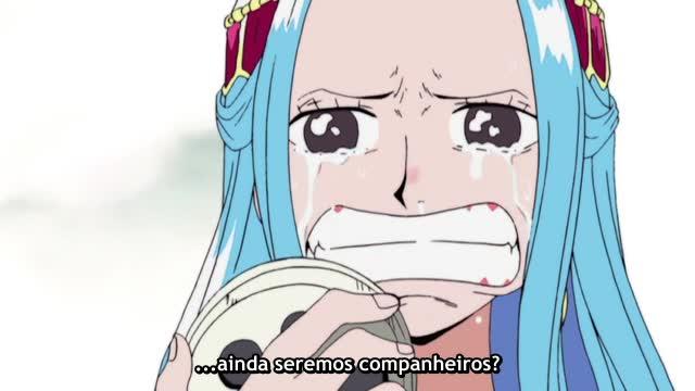 One Piece Episódio - 130Cheiro De Perigo!