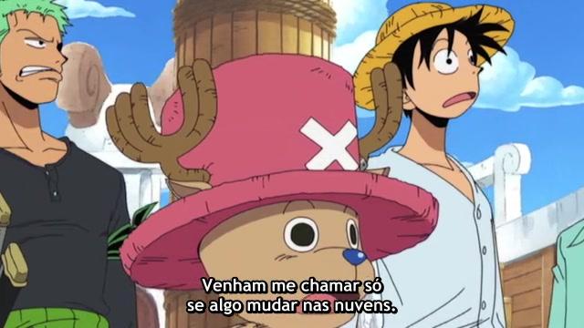 One Piece Episódio - 132A Rebelião Da Navegadora!